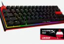 HyperX lança edição especial de teclado gamer em parceria com a Ducky