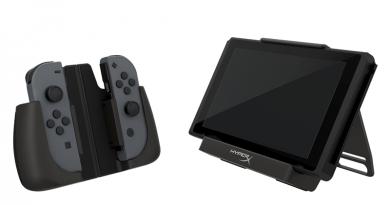 HyperX Chargeplay Clutch chega ao Brasil e traz o conforto que os jogadores de Nintendo Switch merecem