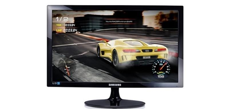 MONITOR GAMER FULL HD LED 24'' (LS24D332) e 27″ (LS27E332)