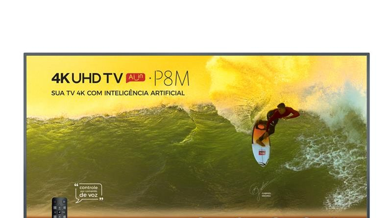 Android TV TCL P8M 4K