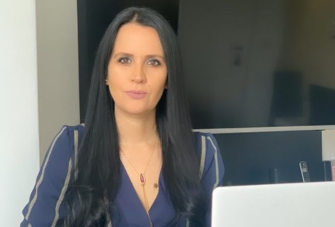 Deputada estadual Letícia Aguiar