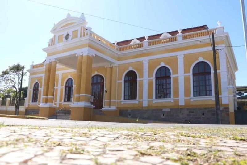 Estação Ferroviária de Paranaguá