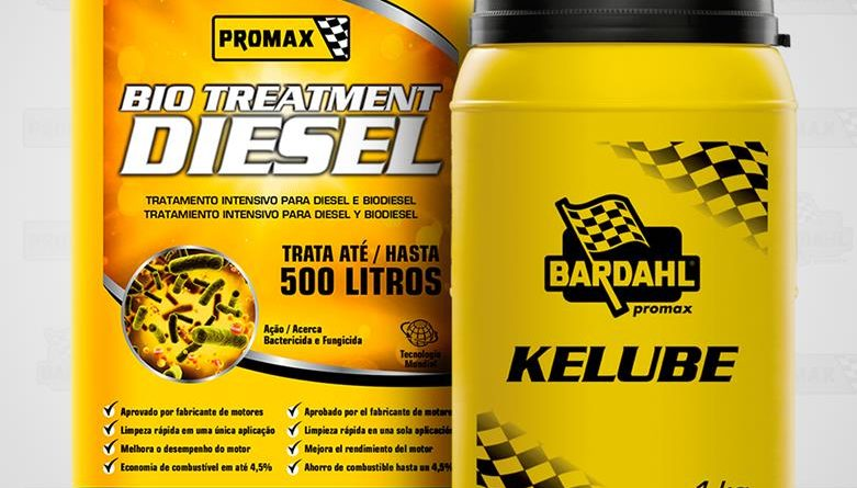 Promax Bio Treatment Diesel