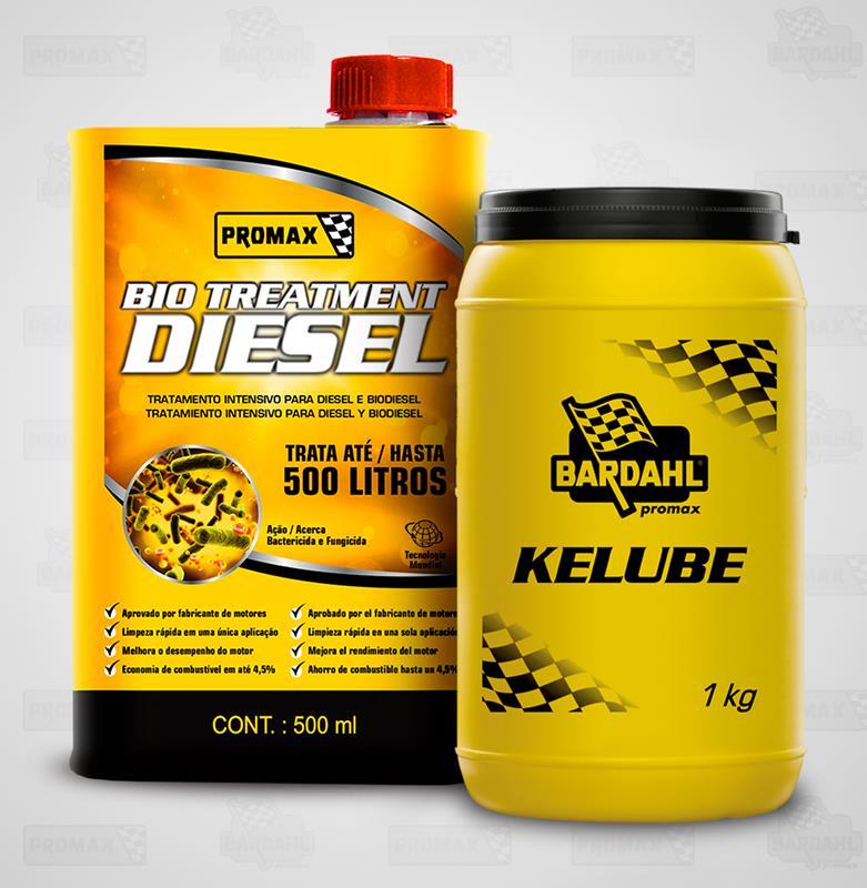 Promax Bio Treatment Diesel