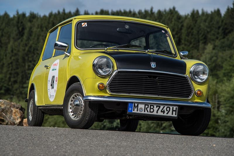 Mr. Bean Mini at the Creme 21