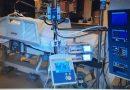 Tecnologia de última geração funciona como pulmão artificial para pacientes com Covid-19