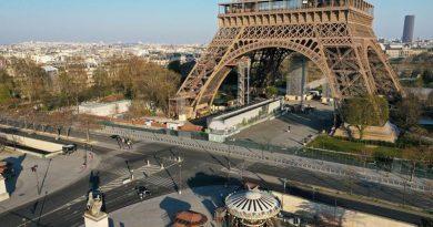 Paris obriga uso de máscaras ao ar livre em áreas movimentadas