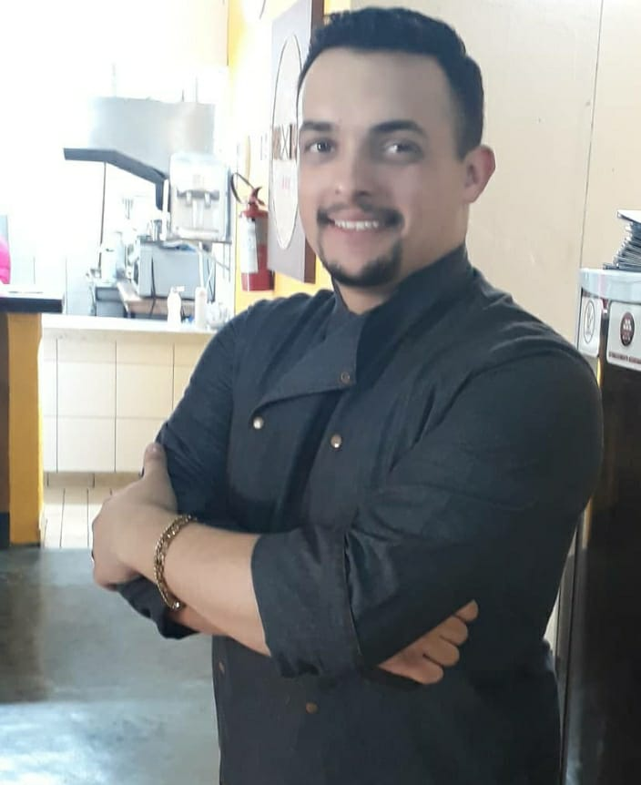 Chef Lucas Andrade