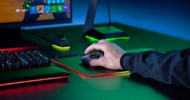 Razer lança mouse gamer Naga Pro com design modular três em um