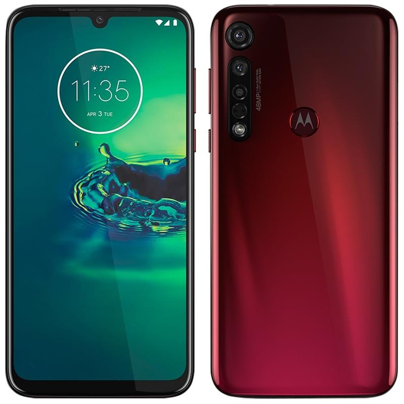 Motorola G8 e MotoOne