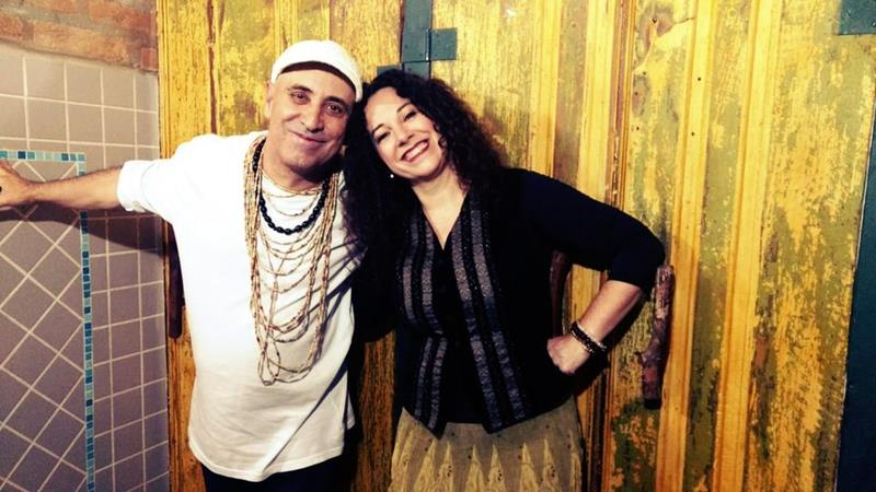 Nando Luz & Adriana Marques