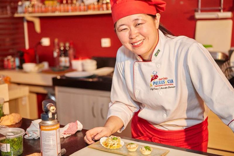Chef Thais Okamoto