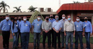Governador Romeu Zema visita unidade da Usina Coruripe no Triângulo Mineiro