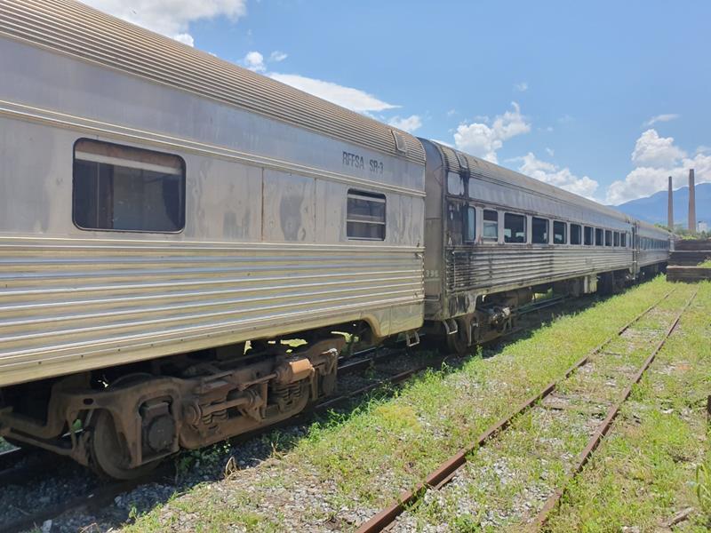 Trem dos Romeiros