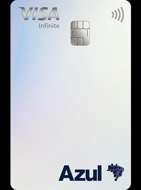 Cartão Azul Itaucard Visa Infinite