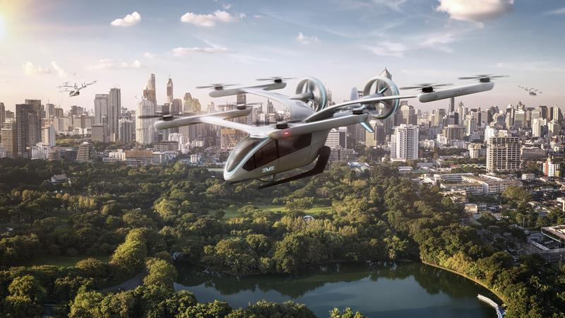 Eve Urban Air Mobility Solutions (Eve)