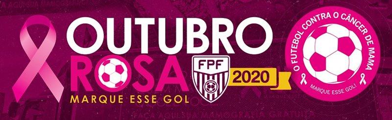OUTUBRO ROSA FPF 2020