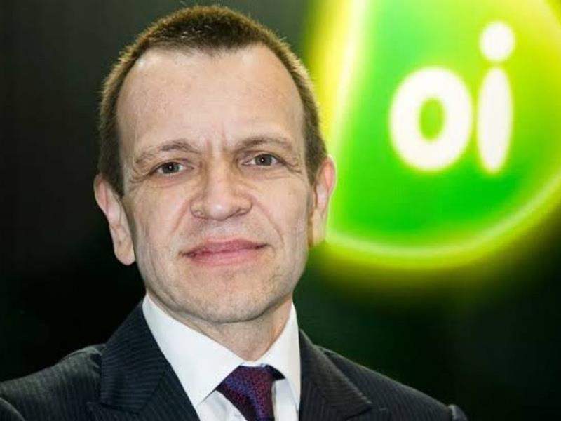 Rodrigo Abreu, presidente da Oi