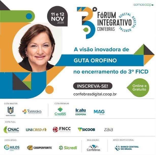 3º Fórum Integrativo Confebras