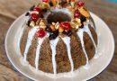 Chef Cecília Victorio sugere bolos lindos e práticos para Fim de Ano