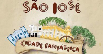 e-book São José Cidade Fantástica
