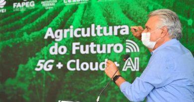 Rio Verde recebe rede de internet móvel de quinta geração