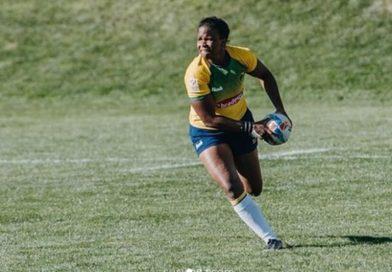 Atleta do São José Rugby é campeã Sul-Americana pela Seleção Brasileira