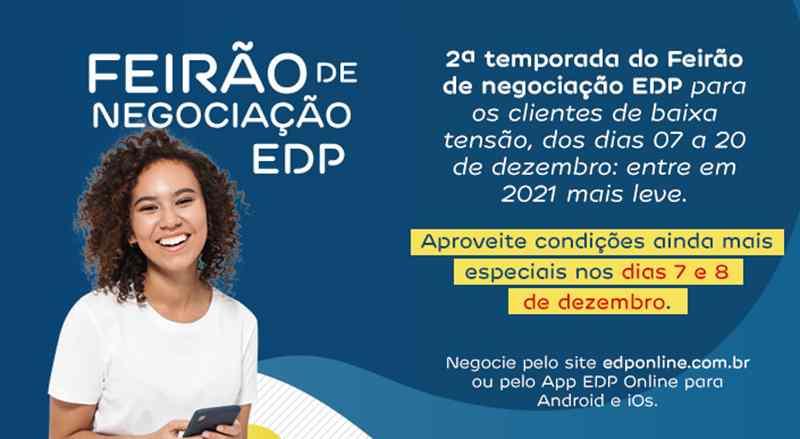 Feirão de Negociação EDP