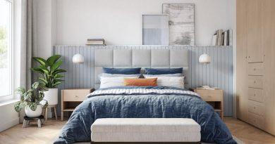 Decoração para o quarto de casal: como usar cores com personalidade