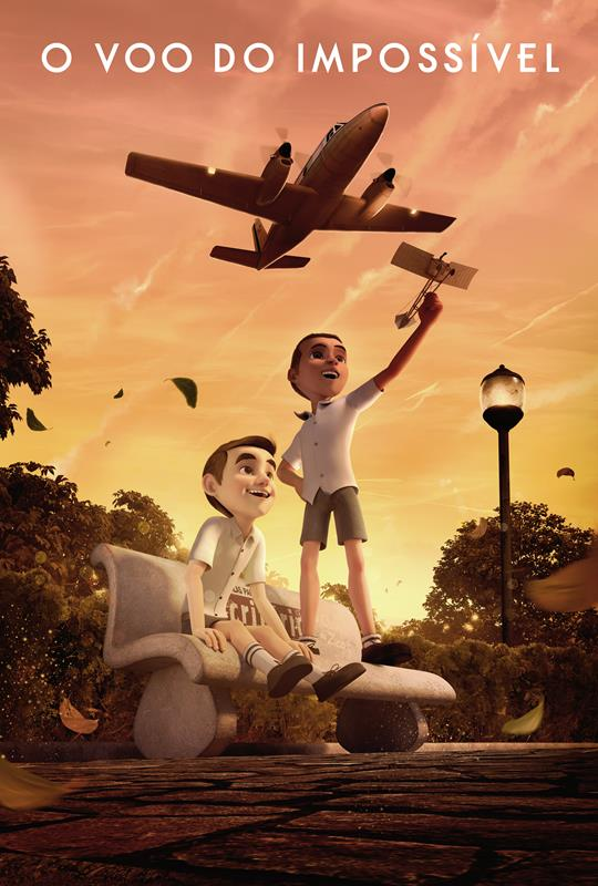 'O voo do impossível'