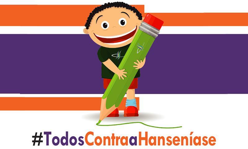 """""""Todos contra a Hanseníase"""""""