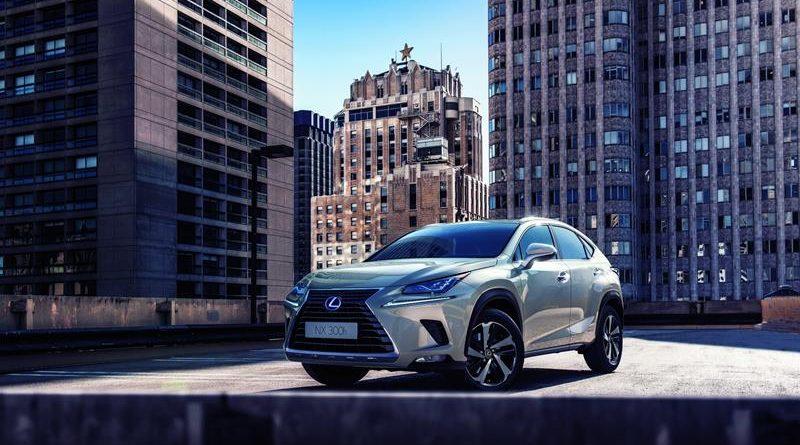 SUVs da Lexus chegam com mais tecnologia e segurança na linha 2021