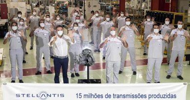 Polo Automotivo de Betim alcança a marca de 15 milhões de transmissões produzidas