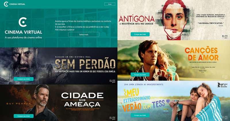 Cinema Virtual