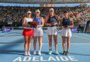 Luisa Stefani é vice-campeã do WTA 500 de Adelaide, na Austrália