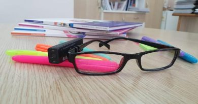 Óculos de visão artificial irão beneficiar aprendizagem