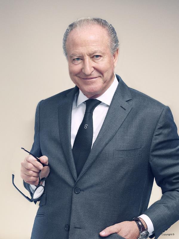Alberto Morillas, perfumista espanhol