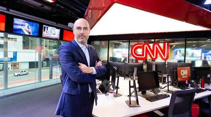 Douglas Tavolaro, CEO e sócio-fundador da CNN