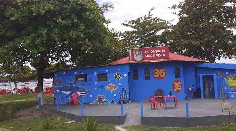Quiosque Caragua