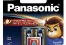 Panasonic inova pilhas alcalinas de tecnologia antivazamento com 18 vezes mais durabilidade