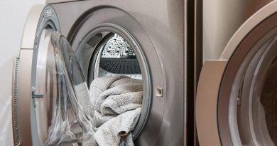 Não sobrecarregue a máquina de lavar