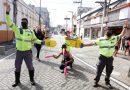 Prefeitura inicia Maio Amarelo com Operação Pedestre