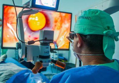 São José realiza mais de 7 mil cirurgias oftalmológicas