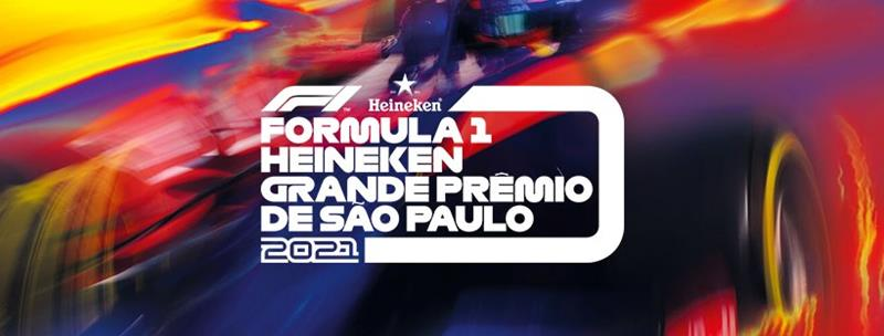 FÓRMULA 1 GP DE SÃO PAULO