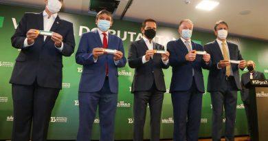 SP sela acordo para fornecer vacinas do Butantan a cinco estados