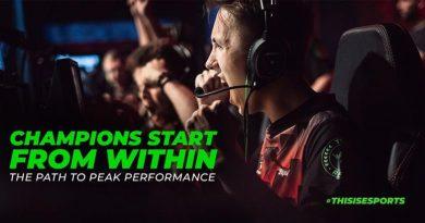 Razer comanda iniciativa para aumentar o desempenho de jogadores de eSports tendo como foco o bem-estar