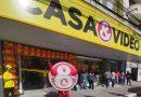 CASA & VIDEO inaugura loja em São José dos Campos com super ofertas para os 50 primeiros clientes