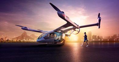 Simulação de mobilidade aérea urbana da Eve no Rio de Janeiro começa em novembro