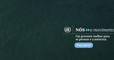 ONU lança vídeo-conceito da campanha Nós>>o movimento
