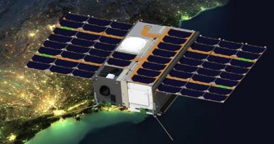 S. José fecha novo acordo para lançamento do 1º nanossatélite brasileiro